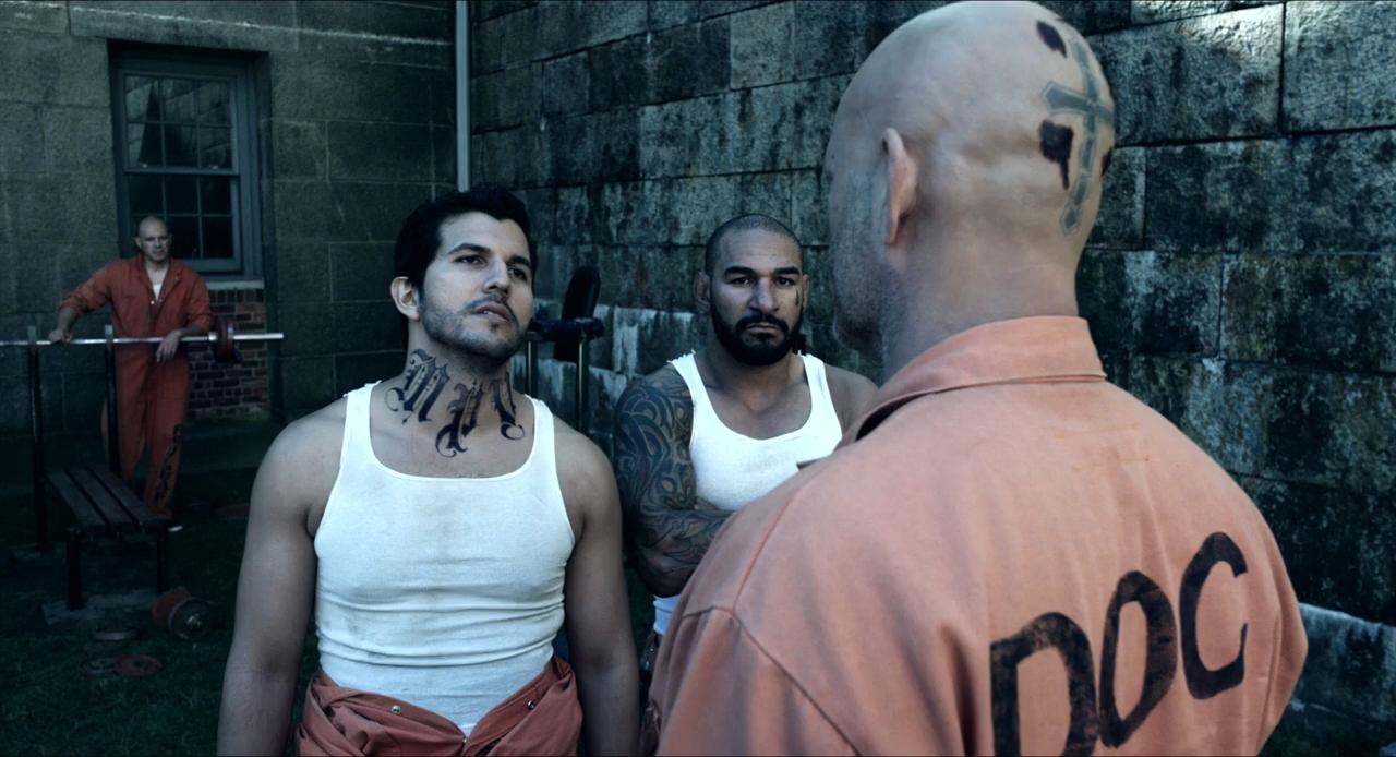 Brawl in Cell Block 99 (2017) BRRip 720p Latino - Ingles captura 4