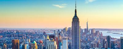 L'un des plus grands gratte ciel de New York