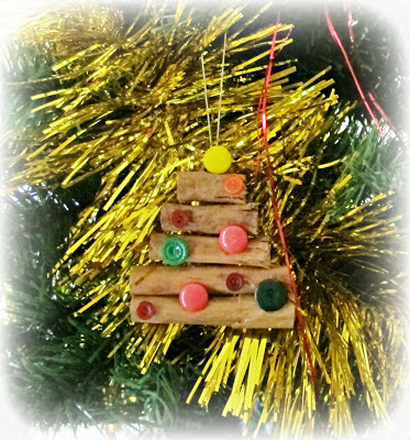 image diy cinnamon stick christmas tree ornament tutorial thread the eye pin hanger with cord or ribbon