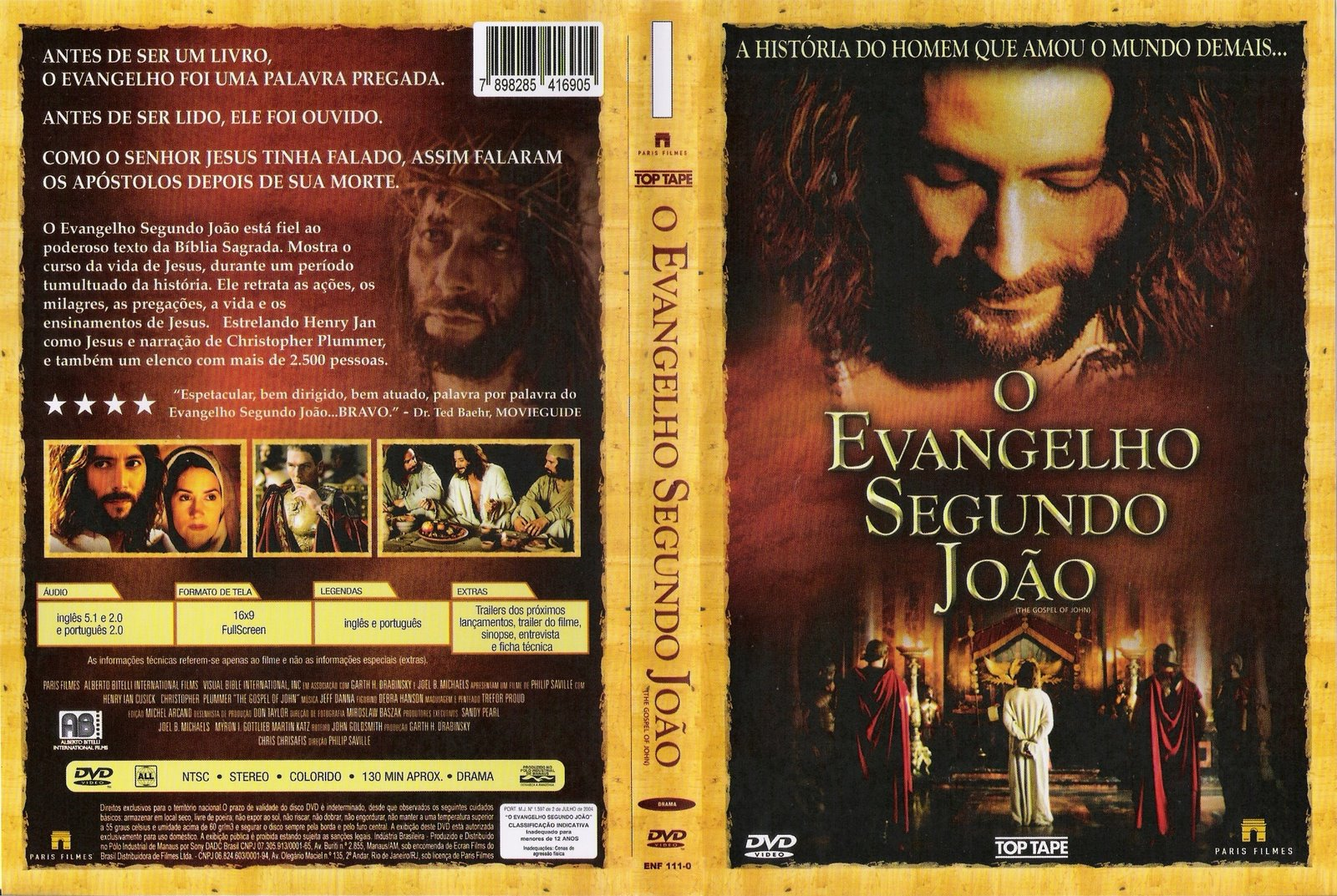 filme the gospel segundo evangelho dublado
