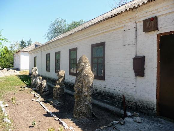 Васильківка. Провулок Парковий. Краєзнавчий музей