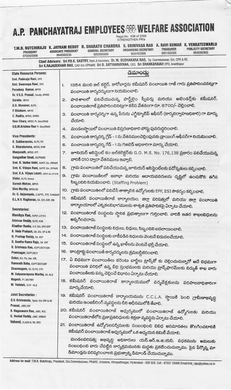panchayat raj institutions andhra pradesh