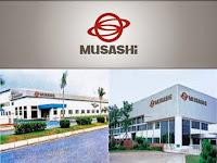 Lowongan Kerja PT. Musashi Autopart Indonesia Terbaru 2019