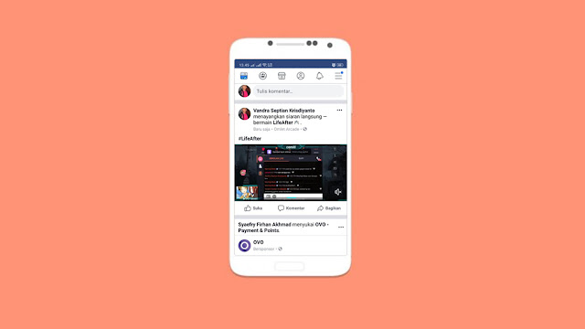 Live Streaming Game Di Facebook