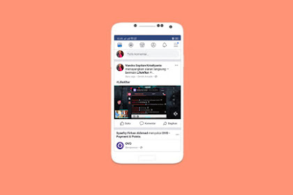 Cara Live Streaming game facebook di Android