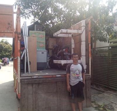 Sewa Truk Jakarta Yogyakarta Jogja