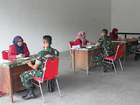 Mahasiswa UMM Malang adakan Training Need Analysis (TNA) di  Yonkav 8 Kostrad