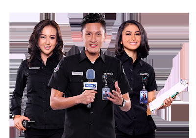 Lowongan Kerja Terbaru TRANS7, Jobs: Acount Executive, Wardrobe, Designer, Administrasi,Cerative, Marketing Public, IT, Kualitias Control, Etc