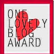 "Thank you for the ""One Lovely Blog Award""....It's all about Collaboration, Communication, & Support!"