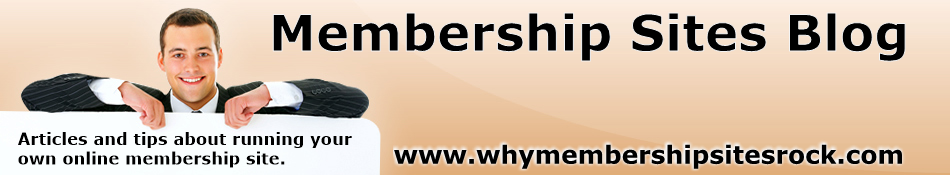 Membership Sites Blog