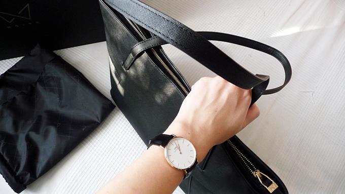noire fashion handbag noire kabelka sleva slevový kód recenze