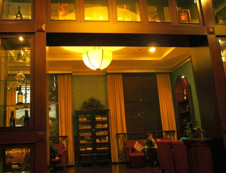 Oak Room Hotel Nikko Jakarta Jakarta100bars Nightlife