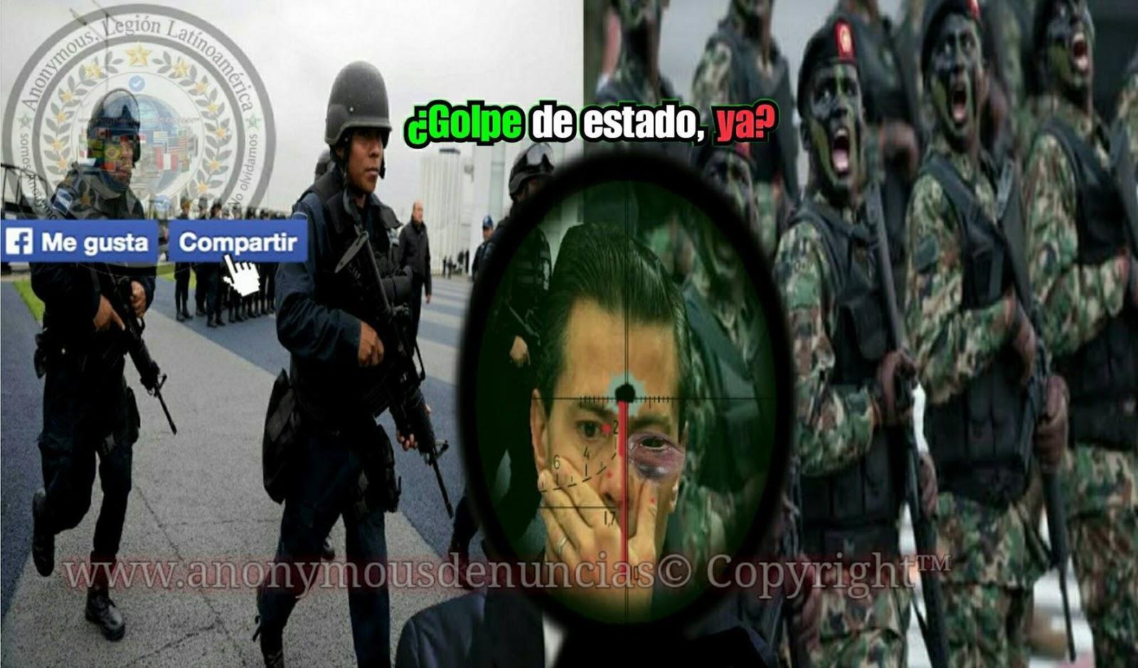 Federales, Marinos Y Militares, Convocan A Sociedad A