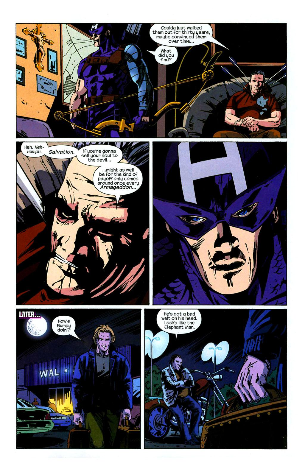 Hawkeye (2003) Issue #4 #4 - English 22