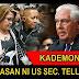 US SEC. TILLERSON NAGULAT NANG MALAMAN ANG KA DEMONYOHAN NI LEILA DE LIMA