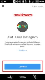 Cara Mengubah Akun Instagram Menjadi Profil Bisnis