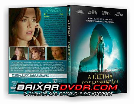 A Última Premonição (2016) DVD-R Oficial