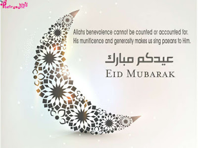 eid mubarak beautiful wish cards, message and blessing quotes 7