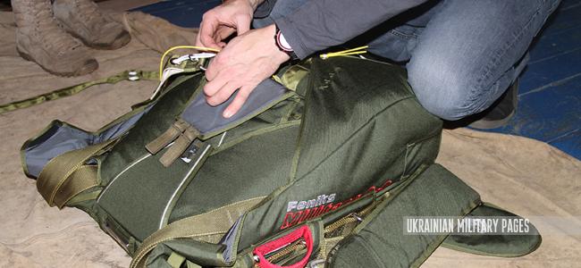 новітні парашутні системи ССО