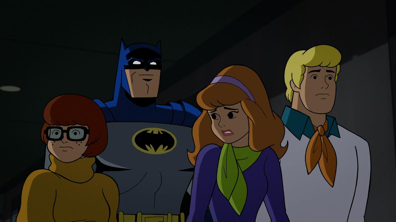 ¡Scooby-doo! y el Intrépido Batman (2018) 1080p Latino - Ingles captura 3