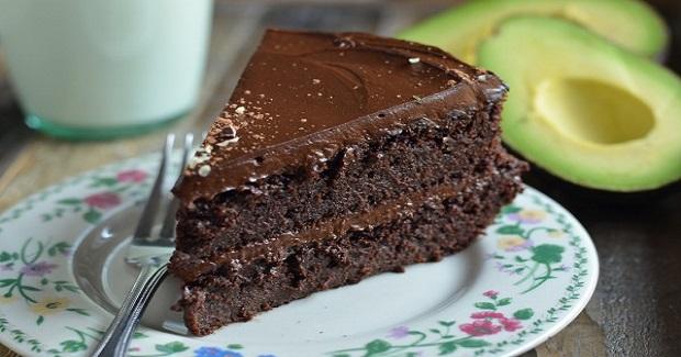Fudgy Chocolate Beet Cake With Chocolate Avocado Frosting Recipe