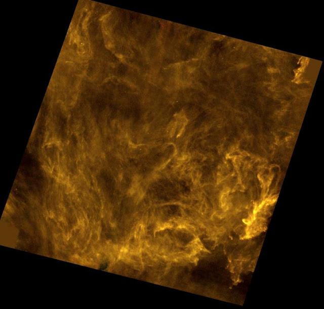 Interstellar filaments in the Polaris Flare
