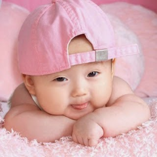Foto Bayi China Lucu
