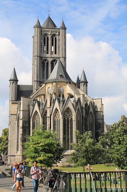 Stadtlandeltern - Urlaub - Belgien - Gent