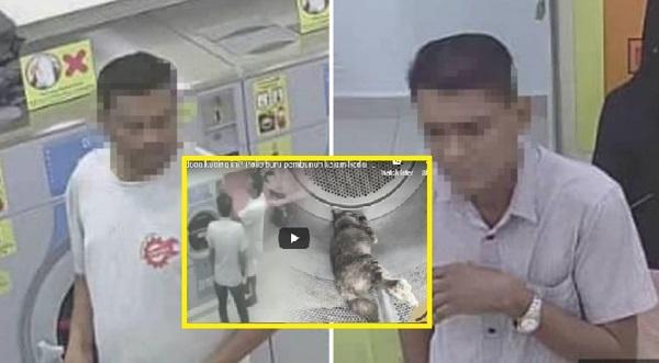 [VIDEO] Lelaki Ini Dilepaskan Dari Dakwaan Masukkan Kucing Dalam Mesin Dobi. Sebabnya memang mengejutkan ramai