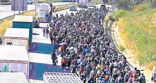 πρόσφυγες ΤΟΥΡΚΙΑ