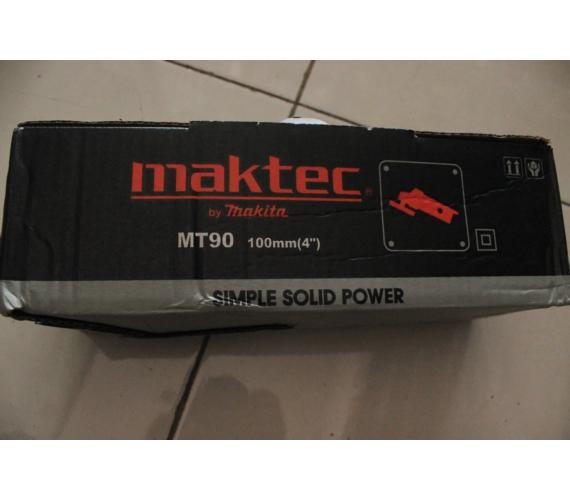 Mesin Gerinda Tangan Maktec Mt90 | Bukan Mesin Bor Dan Mesin Las