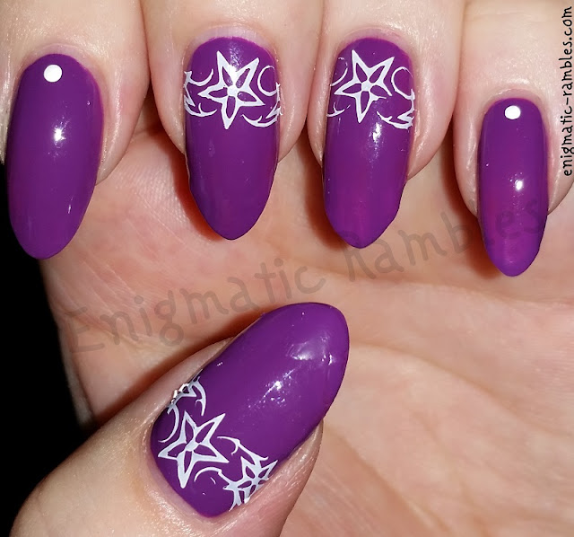 Purple-Star-Nails