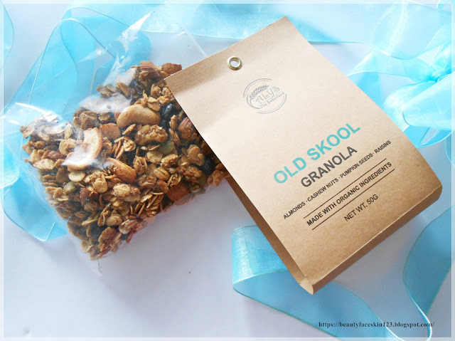 Alys The Bakerland Old Skool Granola