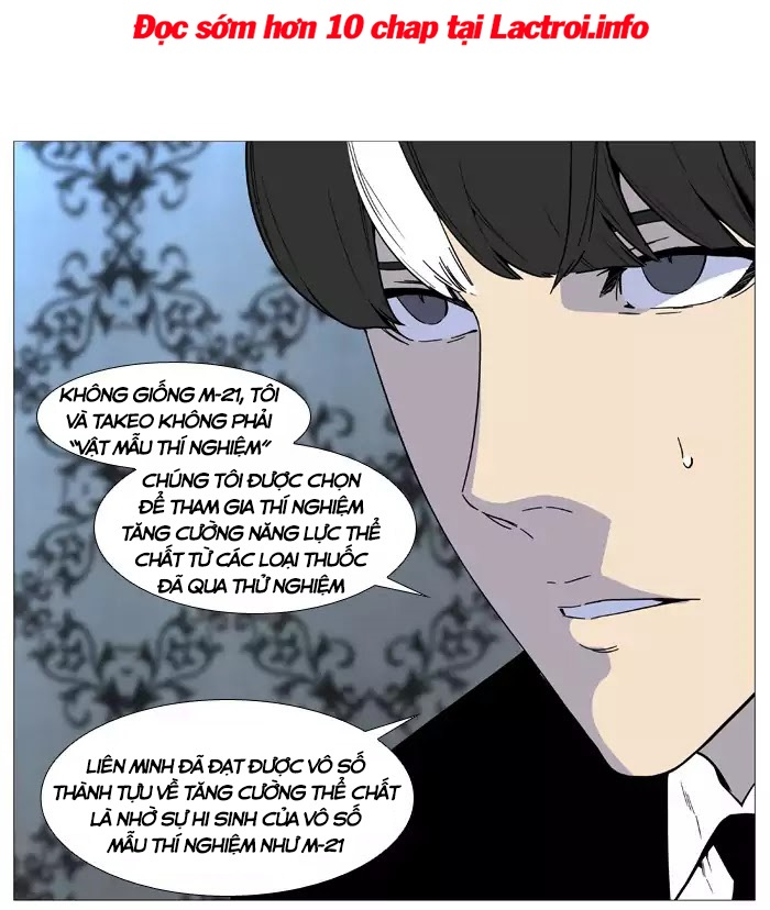 Quý Tộc Ma Cà Rồng Chap 514 page 15