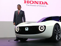 Honda: We Targets Duration of Charging Electric Cars Only 15 Minutes