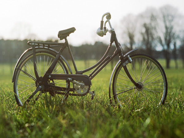Get On Your Bike! {With Halfords}