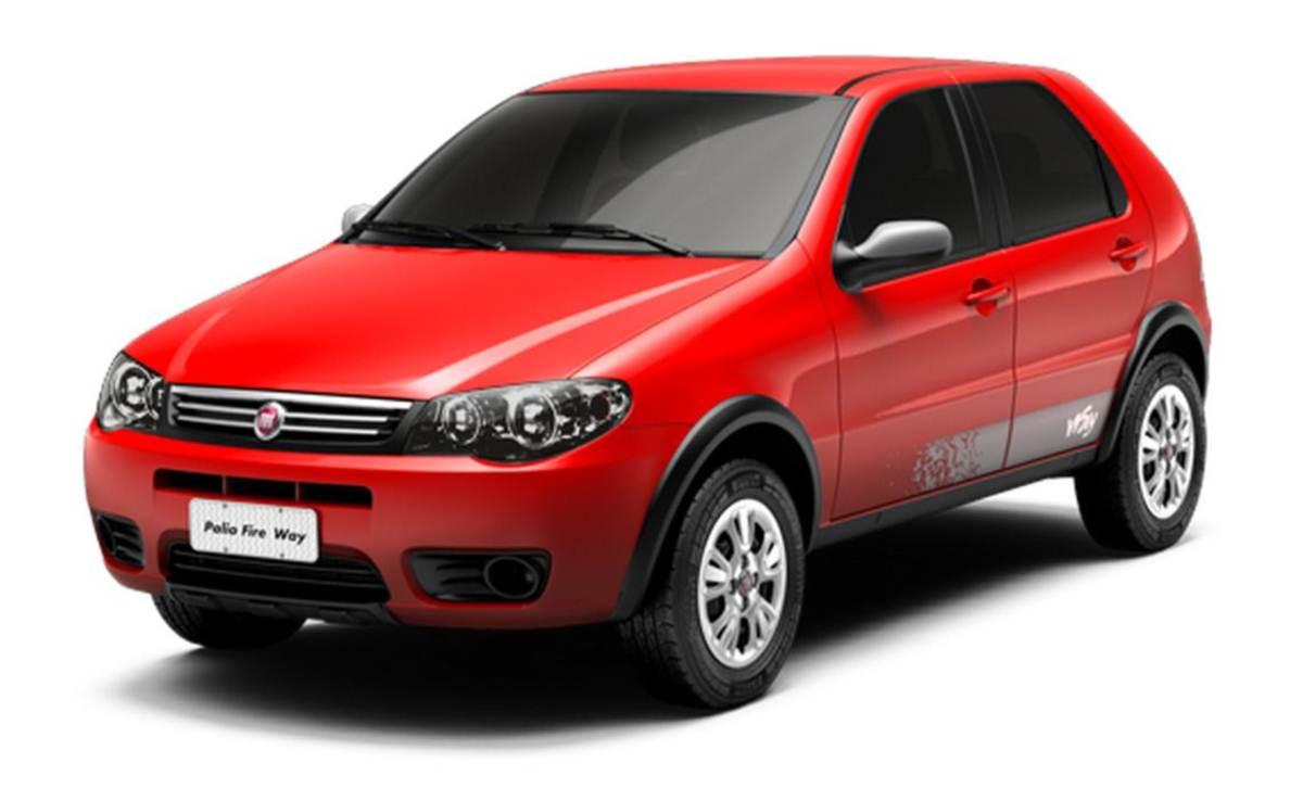Novo Palio Fire Way 2015 já tem configurador on-line | CAR ...