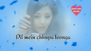 Dil Mein Chupa Lunga Whatsapp Status Love Video