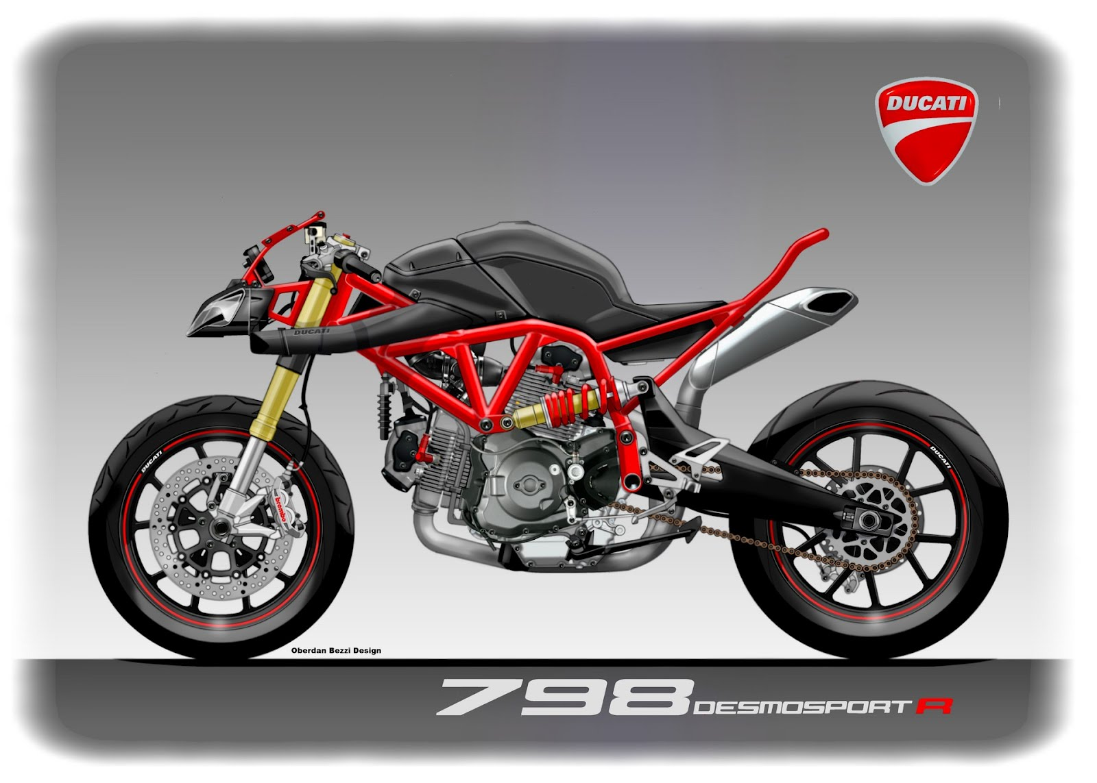 Can You Email Fax Link Me A Superbike Wiring Diagram Ducatims