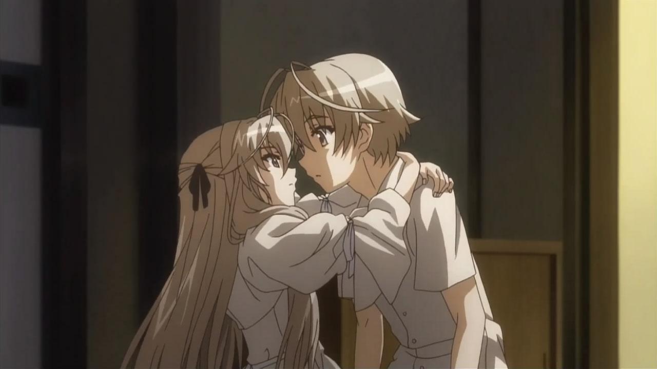 Aniime de incesto Aki Sora