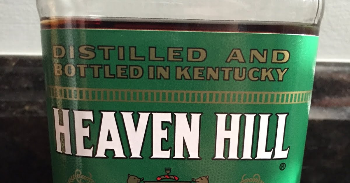 It is a picture of Rare Heaven Hill Green Label Review