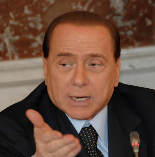 Berlusconi is one of the richest men in Italy