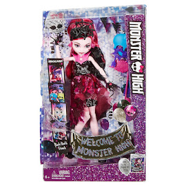 MH Welcome to Monster High Draculaura Doll