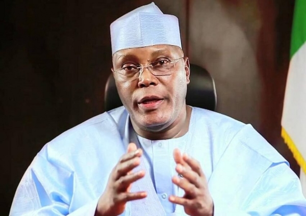 #NigeriaDecides2019: Remain Peaceful In Face of Provocation - @Atiku Tells Nigerians