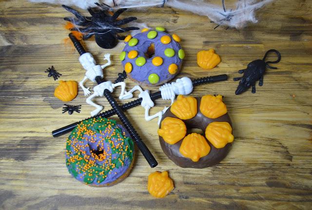 cupcake Halloween, galletas de Halloween, Halloween, Halloween recetas, postres Halloween, recetas de Halloween, recetas Halloween, tartas de Halloween, donuts para Halloween, donuts de Halloween, las delicias de mayte,
