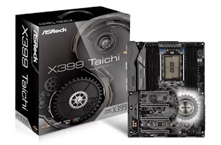 ASRock X399 Taichi Motherboard With Ryzen Threadripper Support Starts To Be Marketed