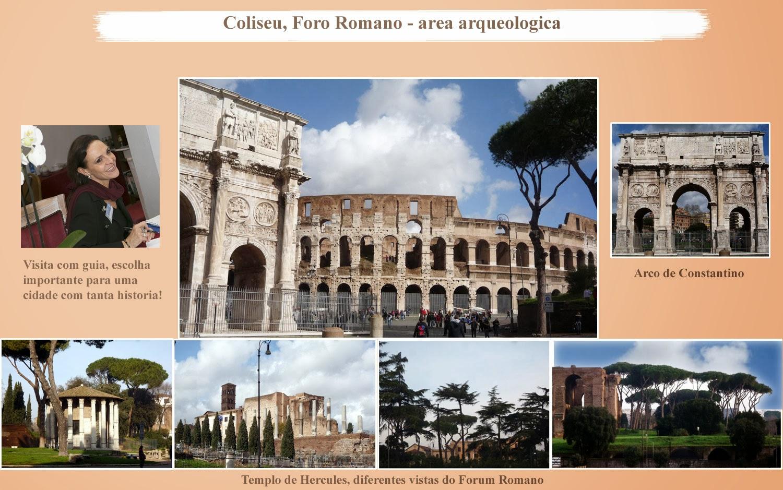 Guia de Turismo Coliseu