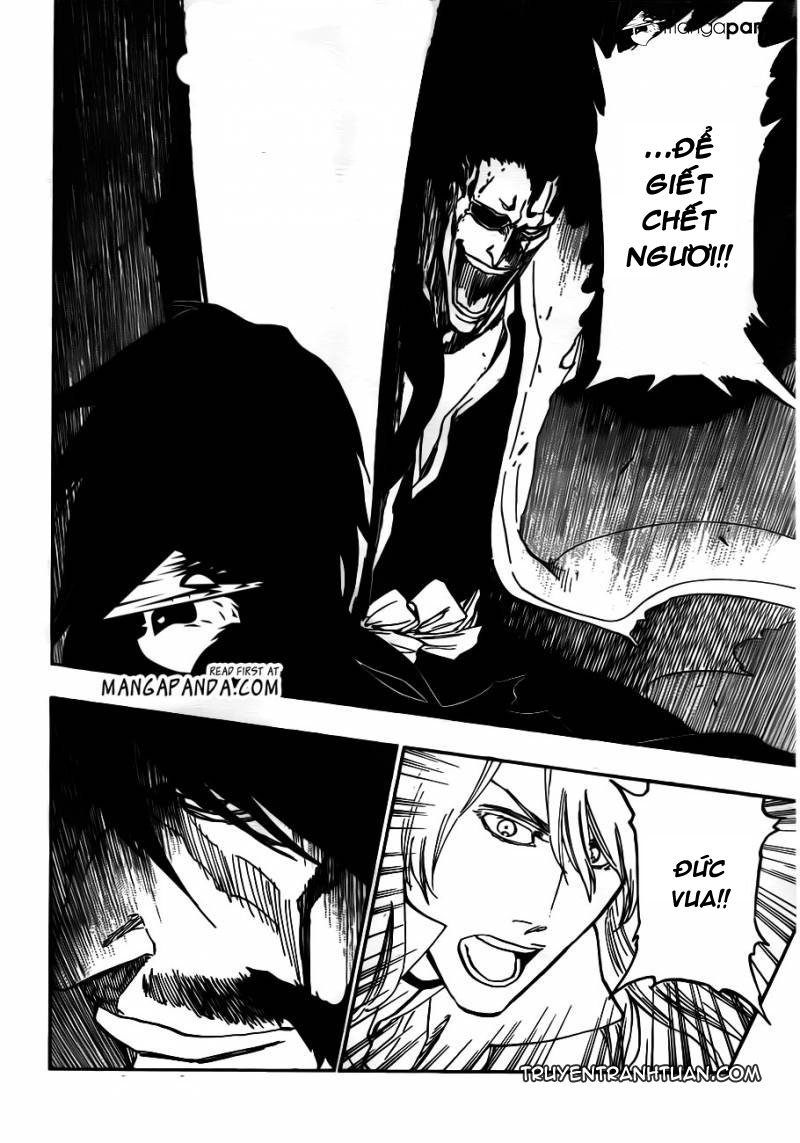 Bleach chapter 503 trang 6
