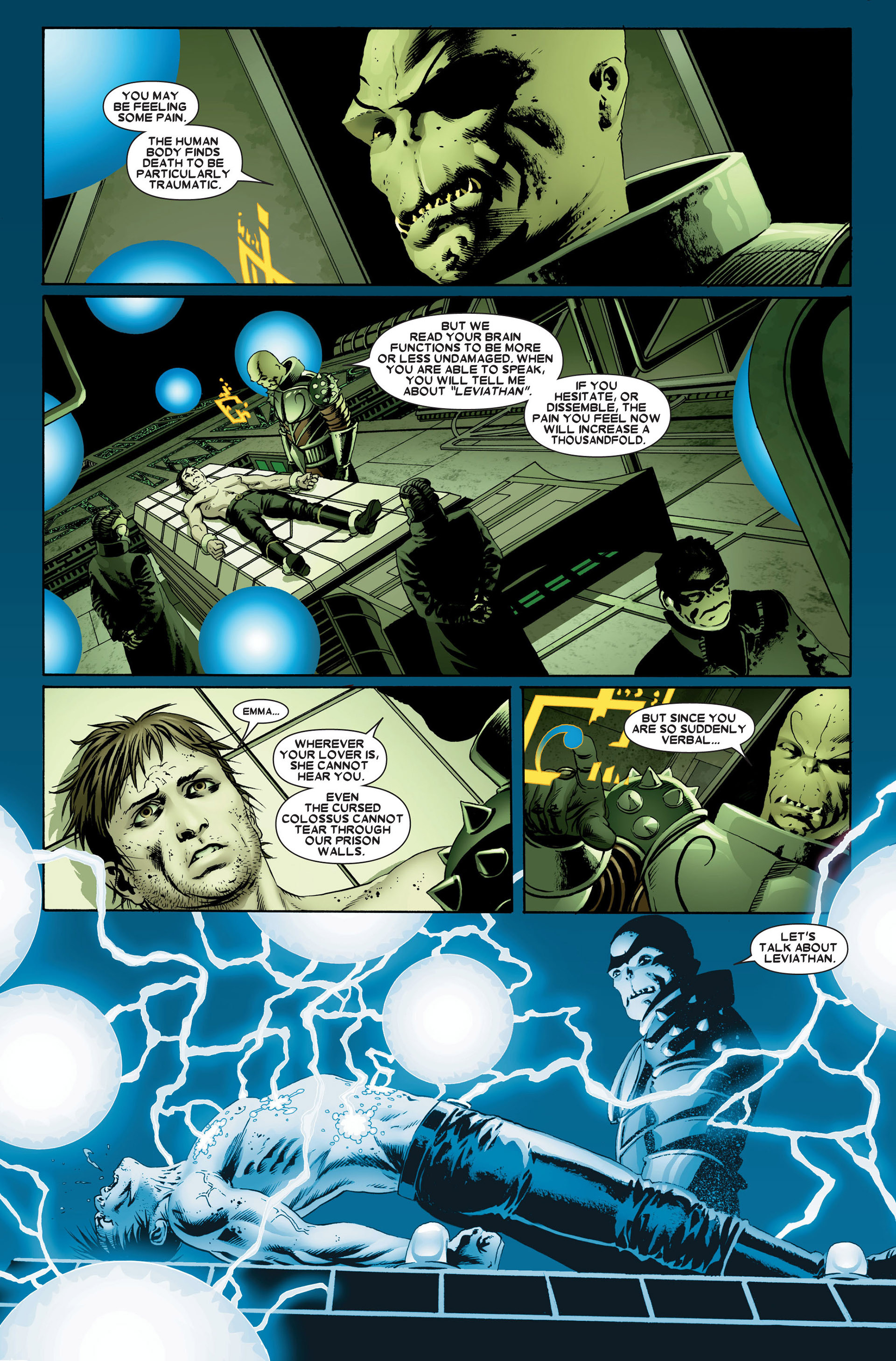 Read online Astonishing X-Men (2004) comic -  Issue #23 - 7