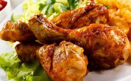 Resep Ayam Goreng Kuning Pedas Gurih